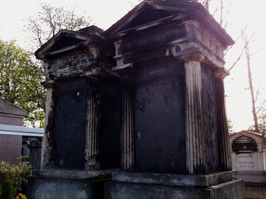 The O'Farrill Tomb