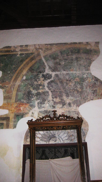Fresco from Espiritu Santo